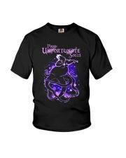 Poor unfortunate souls Youth T-Shirt thumbnail