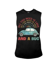 All you need is love and a bug Sleeveless Tee thumbnail