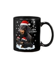 Dachshund Christmas Mug thumbnail