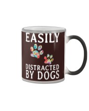 Easily - Dogs - Distracted Color Changing Mug thumbnail