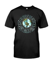 I see skies of blue and Premium Fit Mens Tee thumbnail