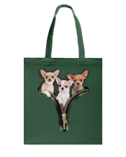 Chihuahua Dogs Tote Bag tile