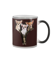Chihuahua Dogs Color Changing Mug thumbnail
