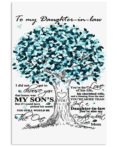 TO MY DAUGHTER IN LAW B05