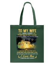 To My Wife - I Love You Tote Bag thumbnail