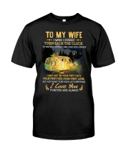 To My Wife - I Love You Premium Fit Mens Tee thumbnail
