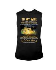 To My Wife - I Love You Sleeveless Tee thumbnail