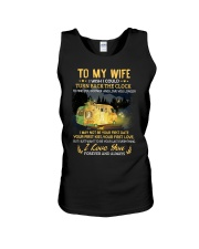 To My Wife - I Love You Unisex Tank thumbnail