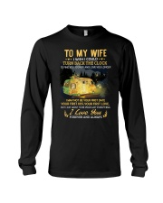 To My Wife - I Love You Long Sleeve Tee thumbnail