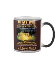 To My Wife - I Love You Color Changing Mug thumbnail