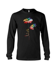 Let It Be Flowers Long Sleeve Tee thumbnail