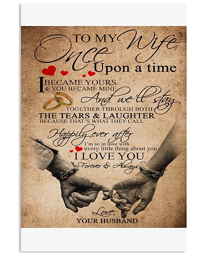 TO MY WIFE B01