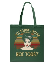 Not today Santa-Not today LGBT Tote Bag tile