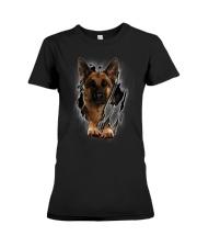 Dog Premium Fit Ladies Tee thumbnail