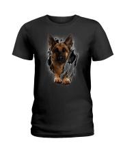 Dog Ladies T-Shirt thumbnail