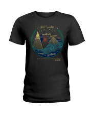Everything exists to lift you high so will I Ladies T-Shirt thumbnail
