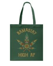 Namasiay high af Tote Bag thumbnail