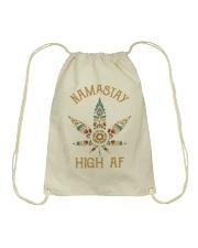 Namasiay high af Drawstring Bag thumbnail