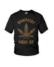 Namasiay high af Youth T-Shirt thumbnail