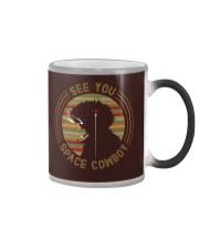 See you space cowboy Color Changing Mug thumbnail