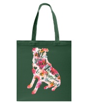 All You Need Love Dog Tote Bag thumbnail