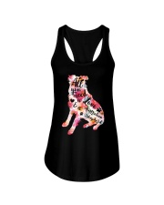 All You Need Love Dog Ladies Flowy Tank thumbnail