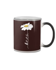 Let It Be Flowers Last Color Changing Mug thumbnail