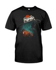 Camping - Girl Classic T-Shirt front