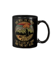 And into forest Mug thumbnail