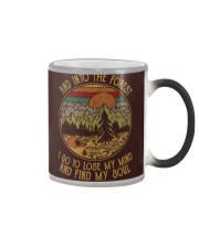 And into forest Color Changing Mug thumbnail