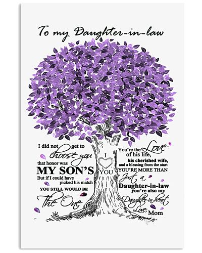 TO MY DAUGHTER IN LAW B06