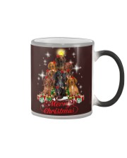Dogs - Merry Christmas Color Changing Mug thumbnail