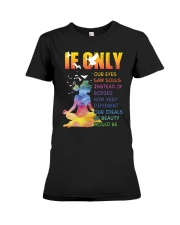 If only Premium Fit Ladies Tee thumbnail