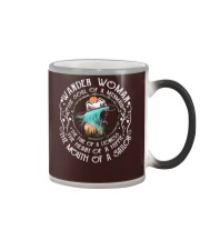 Wander women - The soul of a mermaid Color Changing Mug thumbnail