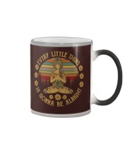 Every little thing - Is gonna be alright Color Changing Mug thumbnail