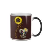 Peaceful Easy Feeling Color Changing Mug thumbnail
