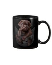 Chocalate Labrador In Pocket Mug thumbnail