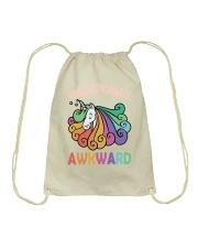 Majestically Awkward Drawstring Bag thumbnail