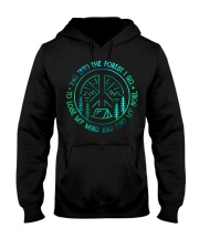 And into forest Hooded Sweatshirt thumbnail