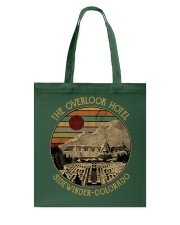 The overlook hotel-Sidewinder colorado Tote Bag thumbnail