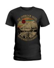 The overlook hotel-Sidewinder colorado Ladies T-Shirt thumbnail