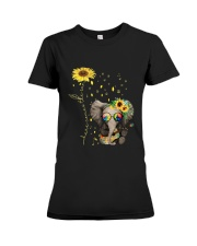 Here Comes The Sun Premium Fit Ladies Tee thumbnail