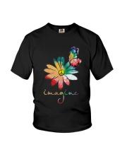 Hippie imagine Youth T-Shirt thumbnail