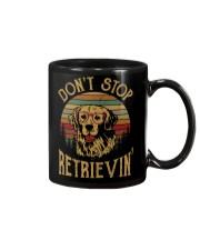 Don't Stop Retrievin - Dog Mug thumbnail