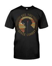 Cow Boy Bebop-Spike Spiegel Classic T-Shirt front