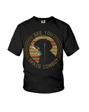 Cow Boy Bebop-Spike Spiegel Youth T-Shirt thumbnail