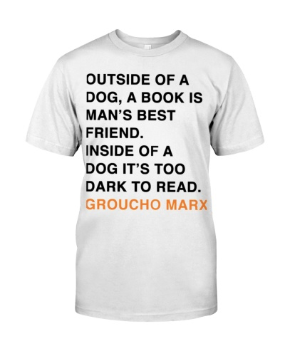 Outside Of A Dog A Book Is Man S Best Friend Insid