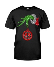 Hippie christmas Classic T-Shirt front