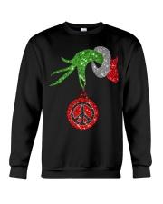 Hippie christmas Crewneck Sweatshirt thumbnail