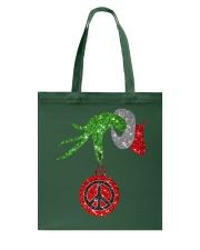 Hippie christmas Tote Bag thumbnail